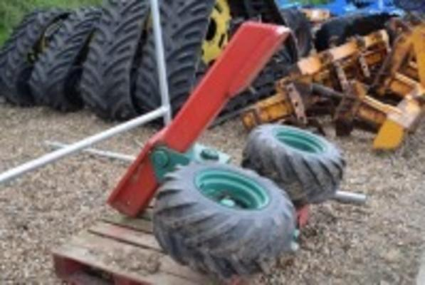 Kverneland  on-land kit for semi-mounted plough