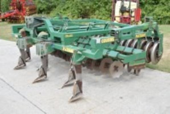 COUSINS Patriot 3.6m Combination Subsoiler