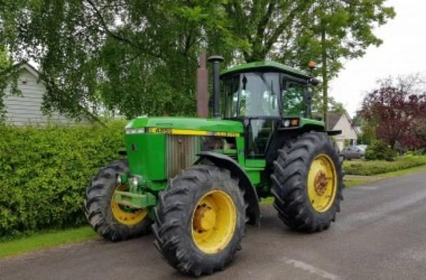 John Deere 1991  4255 4WD POWERSHIFT