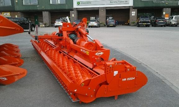 Kuhn HR6004 Power Harrow