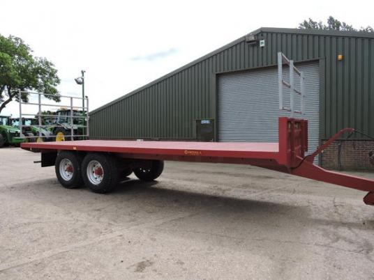 Marshall Trailers BC25 bale trailer