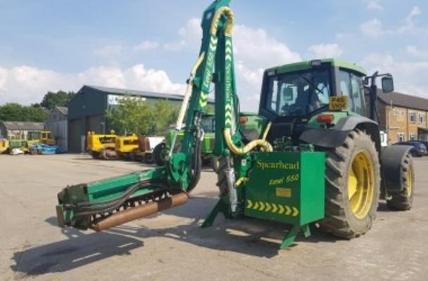 Spearhead YEAR 2000  EXCEL 550 HEDGECUTTER
