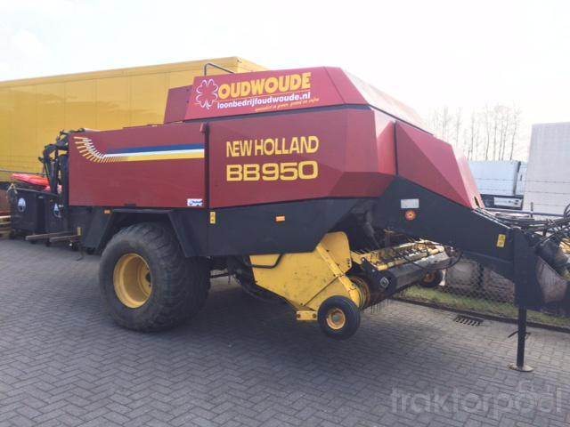 New Holland BB950R