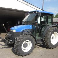 Used New Holland TN75 Tractors for sale - tractorpool co uk