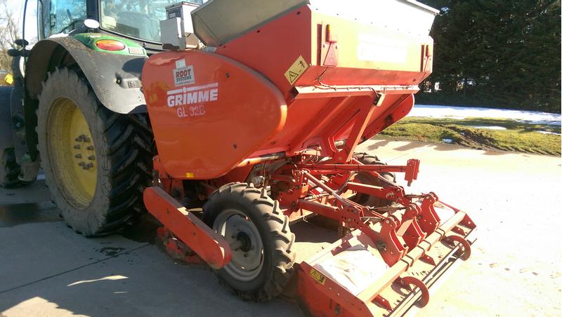 Grimme GL32B