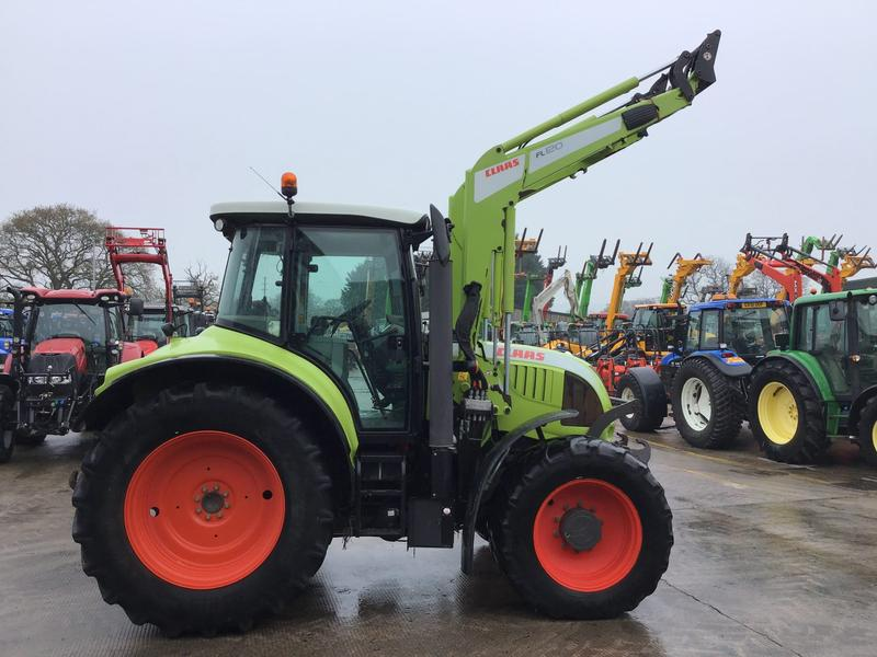 Claas 530 Arion Tractor