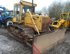 Caterpillar d6d dozer ropps cab power shift