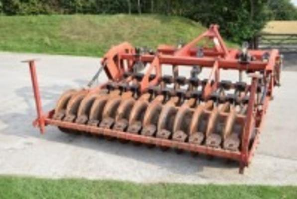 SPALDINGS Flatlift 2.8m Subsoiler C/w Cultivation Discs