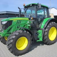 John Deere 6130M LOADER-READY DEMO!!! Tractors Used in 7903