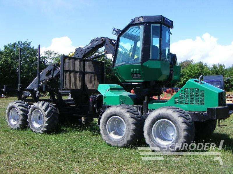 Valmet Forwarder 801 Combi