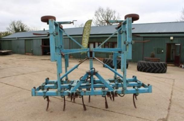 4.5M HYDRAULIC FOLDING FLEXITINE