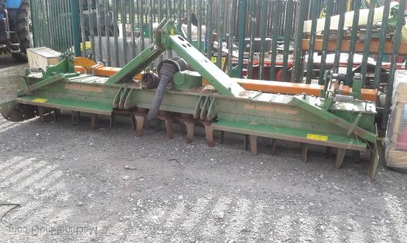 Amazone KG 4000 Power Harrow