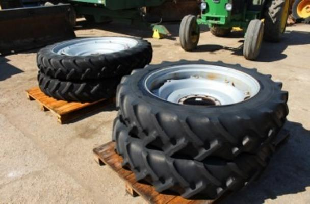 270R48 & 12.4R36 WHEELS FIT JOHN DEERE 7530