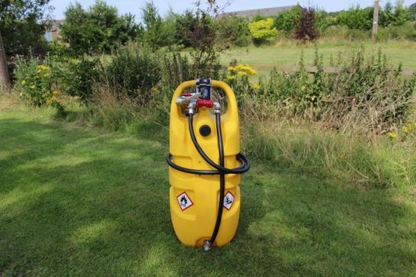 Other 55 LITRE & 110 LITRE DIESEL MOBILE FUEL TANKS
