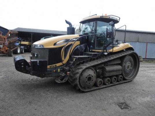 Challenger MT875E TRACKED TRACTOR
