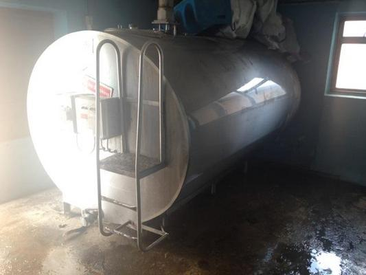 Other 5000 LITRE STAINLESS STEEL TANK