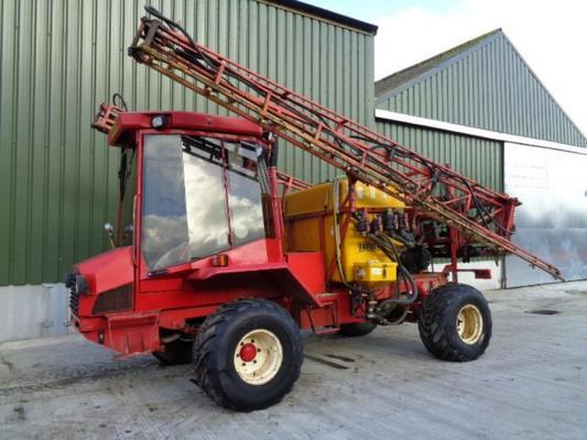 Frazier Used  Stealth 24M Self-Propelled Sprayer