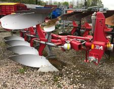 AGROLUX RT 4975 4 FURROW PLOUGH