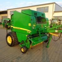 Used John Deere 578 Balers for sale - tractorpool co uk
