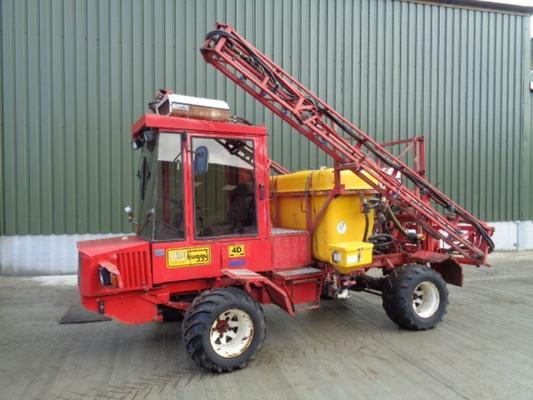 Frazier Used  Agri-Buggy 4D C/w 18M Sprayer