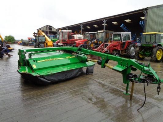 John Deere Used  1365 Trailed Mower Conditioner