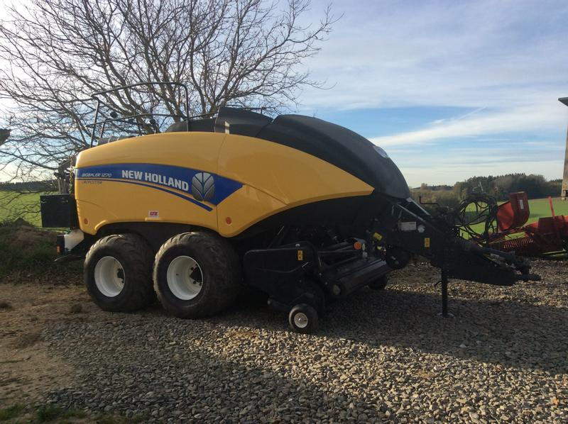 New Holland 1270 RC Sonderpreis