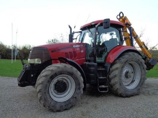 Michelin Used Case Puma 165 50K Tractor