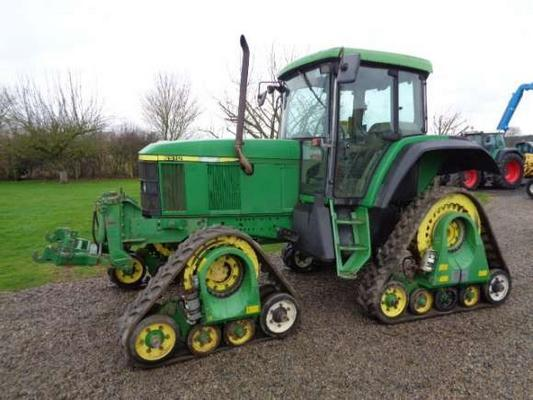 Other Used John Deere 6510SE C/w West Tracks
