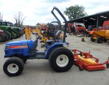 Iseki TH4260 HYDRO TRACTOR AND MOWER