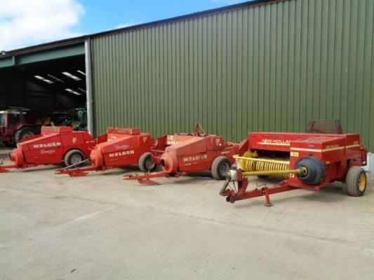 New Holland Used Conventional Balers For Sale