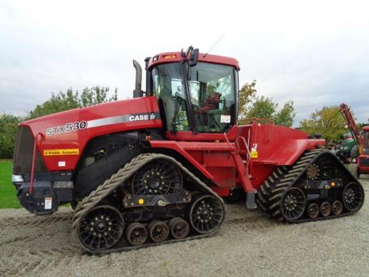 Case Used  Quadtrac STX530