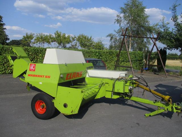 Claas Markant 55 GUTER ZUSTAND