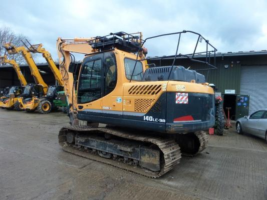Other HYUNDAI ROBEX 140 LC-9A EXCAVATOR