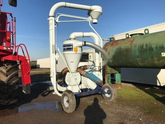 Used sucer blower KONGSKILDE UC 700 d'occasion