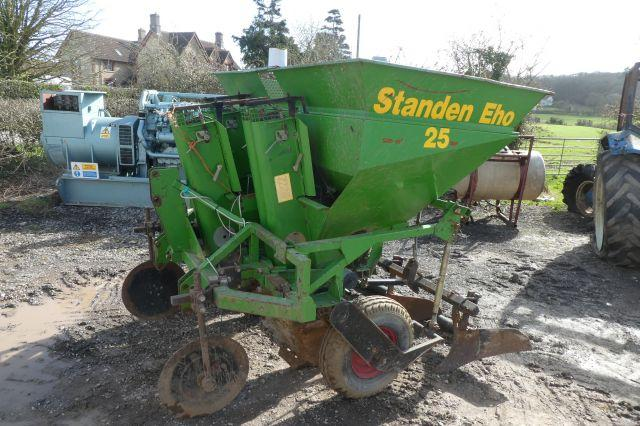 STANDEN 25 EHO POTATO PLANTER
