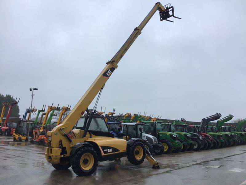 CAT TH360B Telehandler (ST4184)