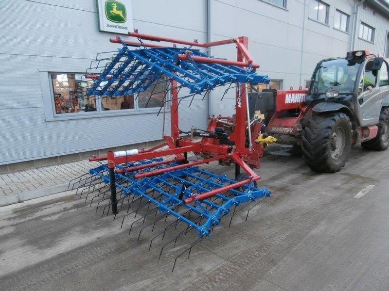 Opico 6mtr Grass Harrows