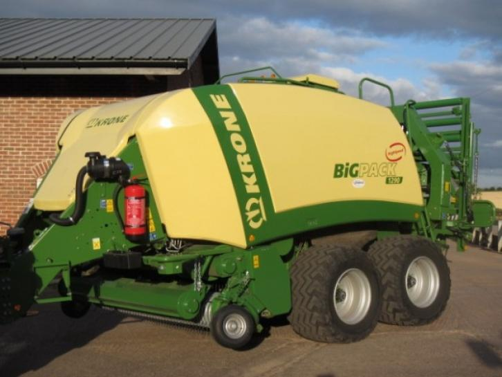 Krone Big Pack 1290 High Speed