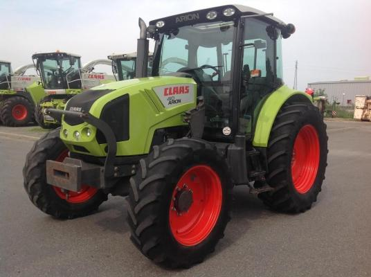 Claas ARION 410 CIS ELECTROPILOT
