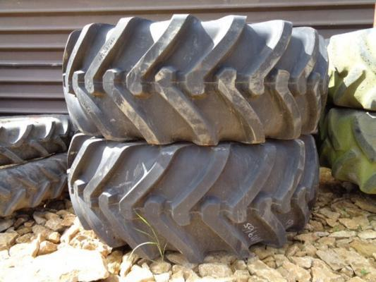 Michelin Used 480/80 R26