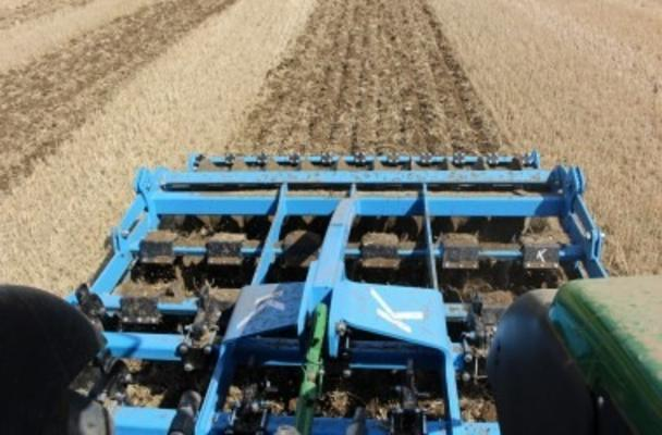 KESTON C30 3M ONE PASS CULTIVATOR