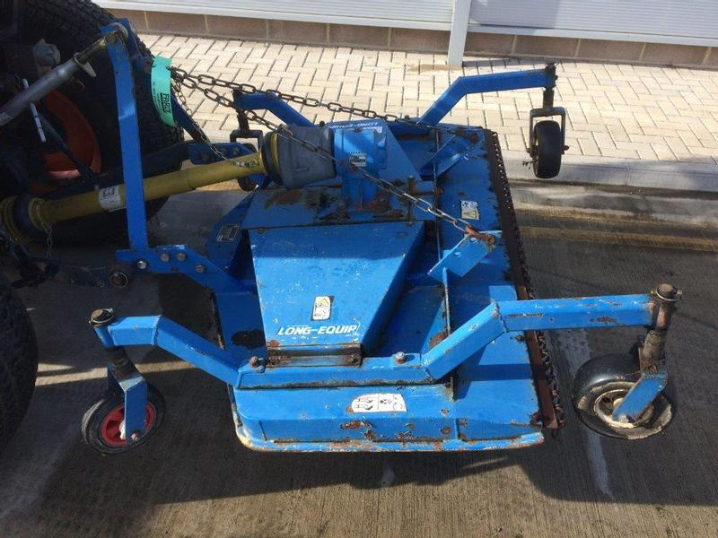 Richard Long 5ft Finishing Mower