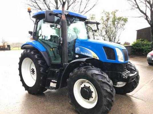New Holland TSA100 Plus Dual command