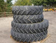 Set of Row Crop Wheels and Tyres