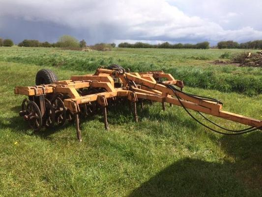Simba  PRESS ROLL WITH LEADING TINES