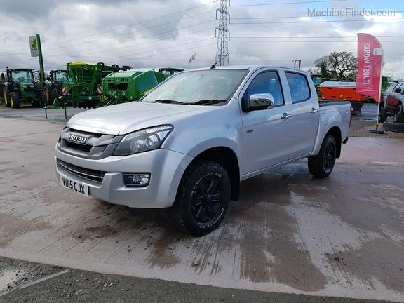 Isuzu Eiger 2.5L Pick Up