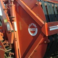 Used Hesston Harvesters for sale - tractorpool co uk