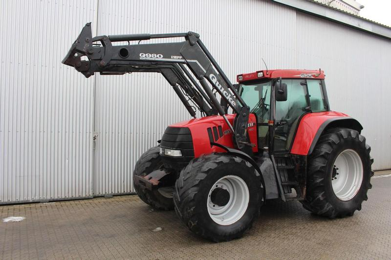 best sellers Array - used case ih cvx 150 tractorpool co uk rh tractorpool  ...