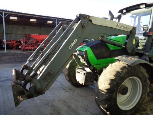 Used Quicke Q66 Loader