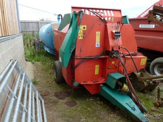 Kverneland  832 STRAW CHOPPER